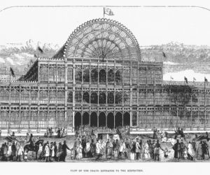 Building the Crystal Palace